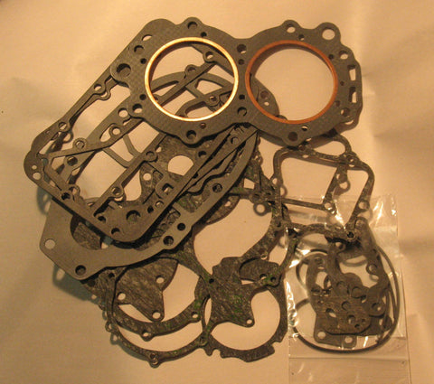 JEK018 - Johnson/Evinrude Gasket Kit 35 hp 2 cyl / 1958-59 (head gasket included)