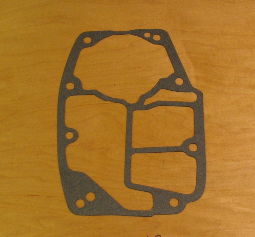 27-64173 gasket, base 6 cylinder IL aka 27-66101 and 27-69238 powerhead to extension plate 18-2835