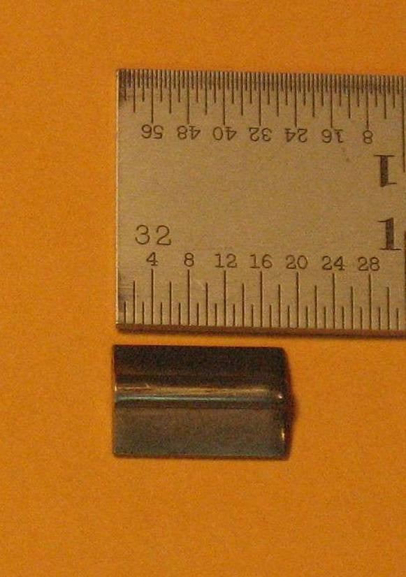 28-56662 impeller drive key old #17-23733 and 17-20267, Mark 55 and motors using 47-89983 impeller