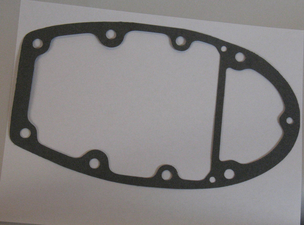 27-26198 gasket, lower cowl to exhuast housing Mark 75,78 and other in line 6 cylinder motors