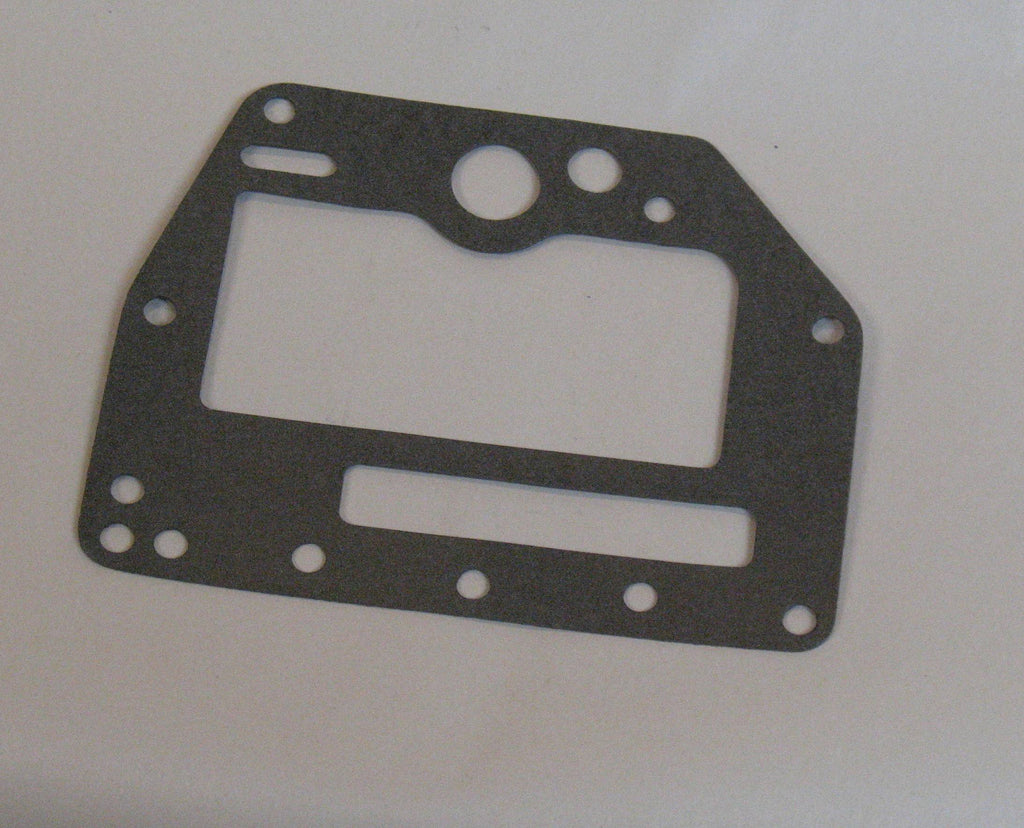 27-28090 gasket, exhaust baffle plate to cover