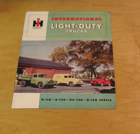 International pick-up brochure