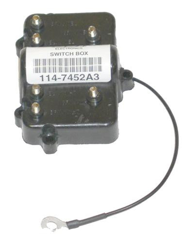 114-7452A3 - Mercury Switch Box