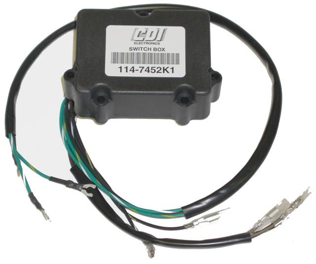 114-7452K1 - Mercury Switch Box
