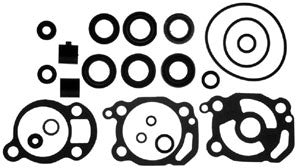 18-2627 - Lower unit seal kit Merc 200 sn 1866496 to 6443972 1966-81 replaces Merc # 26-66303A1