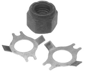 18-3702 - Prop nut and tab washer kit replaces Merc # 11-69578A1