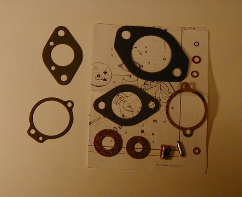 Carburetor kit #18-7021 fo WM and WMK