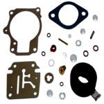 18-7222 - OMC Carburetor kit replaces 392061, 398729,  396701 (same as 18-7042 but with float)