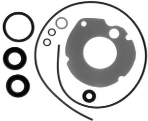 22-26820 - Gear case seal kit, fits Johnson/Evinrude 10 hp 1958-1967 also 9.5 hp 1964-66 and 1967 9.5 hp models 9722m, 9723m, MG13m, MQL13m only