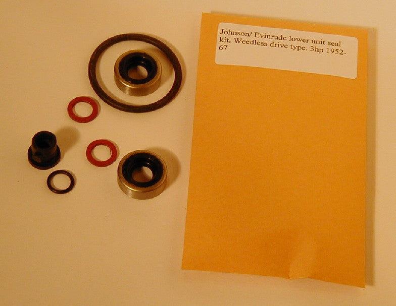 22-30002 kit - Gear case seal kit (applications)