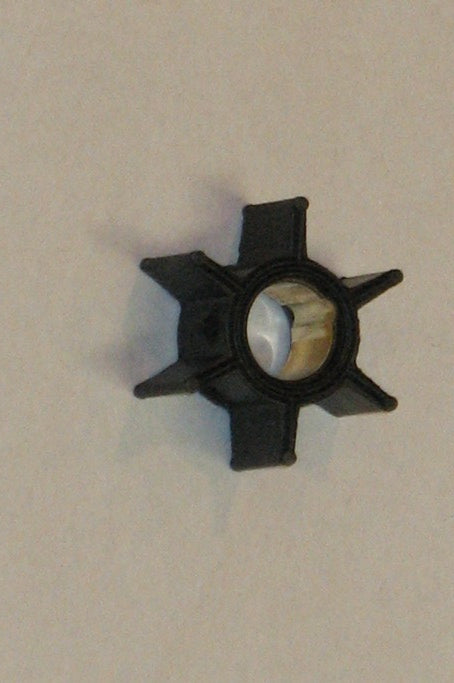 47-89980 - Impeller for some Mercury models 4hp 1 cylinder / 7.5hp / 9.8hp replaces Merc # 47-68988