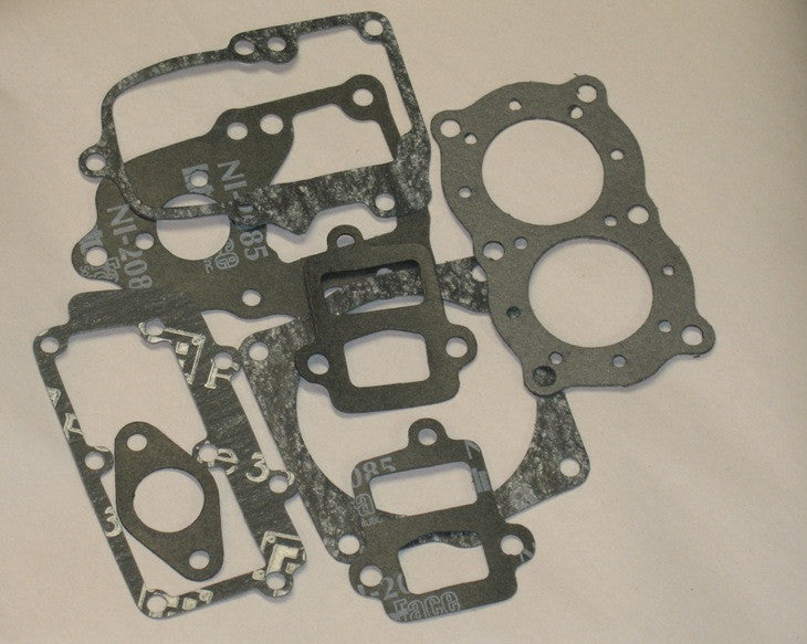 JEK003 kit - Johnson/Evinrude Gasket Kit 3 hp twin cyl / 1964-68 (head gasket included)
