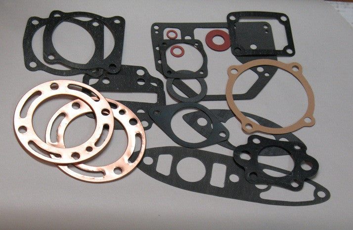 JEK001 - Johnson Gasket Kit PO & PO-15 opposed twin cyl 22 hp / 1935-50 (head gaskets included)