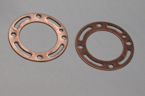 29-51 - Johnson Head Gaskets (pair) copper just like OE