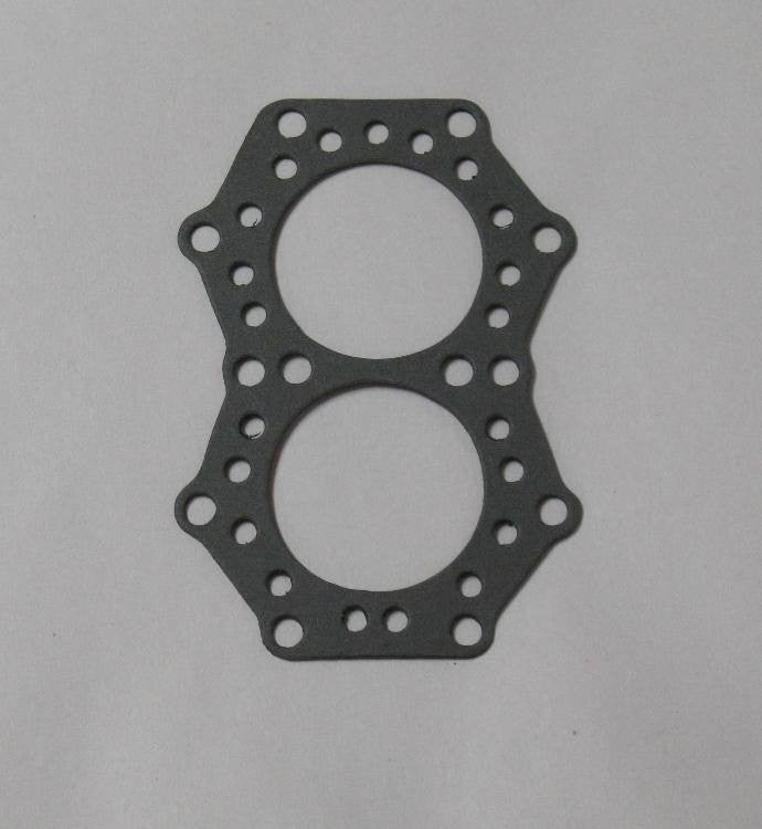 303438 -  head gasket,  Highest quality metal composit for Evinrude Fisherman and Johnson CD models 5.5 hp, 1954-58