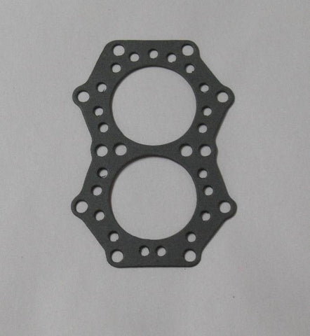 303438 -  (NEW) head gasket,  Highest quality metal composit for Evinrude Fisherman and Johnson CD models 5.5 hp, 1954-58