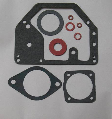 300793A - Carburetor gasket set Johnson PO 22hp opposed twin 1937-1950