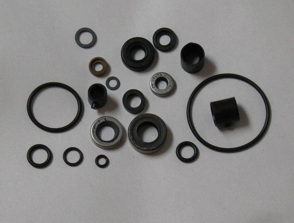 18-2628 - Lower unit seal kit Merc 3.9, 4.0, 4.5, 7.5 and 9.8 (details)