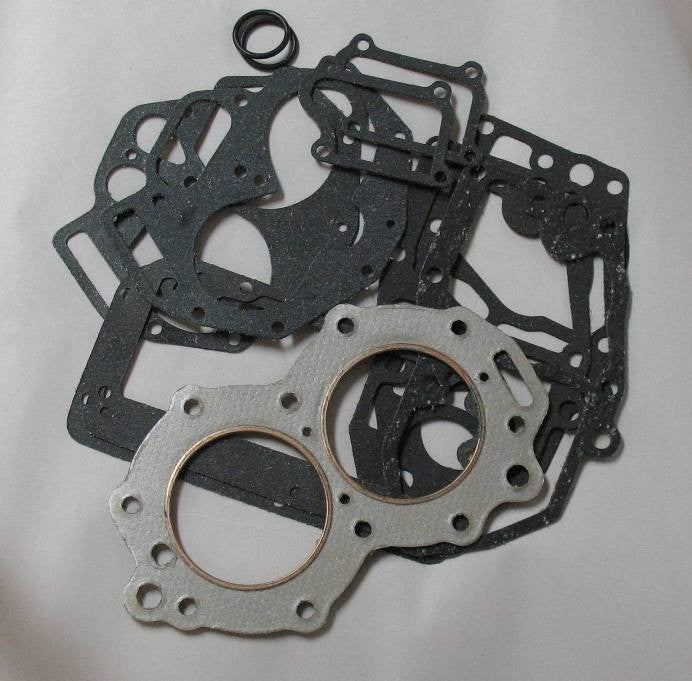 JEK008 - Johnson/Evinrude Gasket Kit 10 hp / 1955-58 (head gasket included)