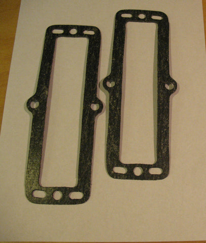 201044 gasket, exhaust flange Evinrude Big Four, 4/60 opposed 4 cylinder 60 cid  (pair)