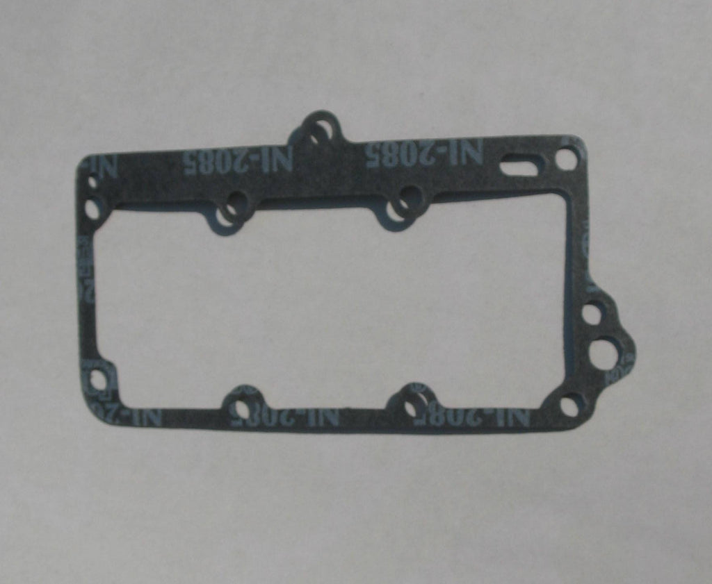 304716, gasket (one) exhaust 10hp Evin/Fastwin 1953-55  and 1956 15hp replaces old # 203257