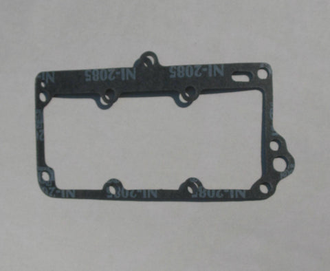 304716, gasket exhaust 10hp and 1956 15hp replaces old # 203257