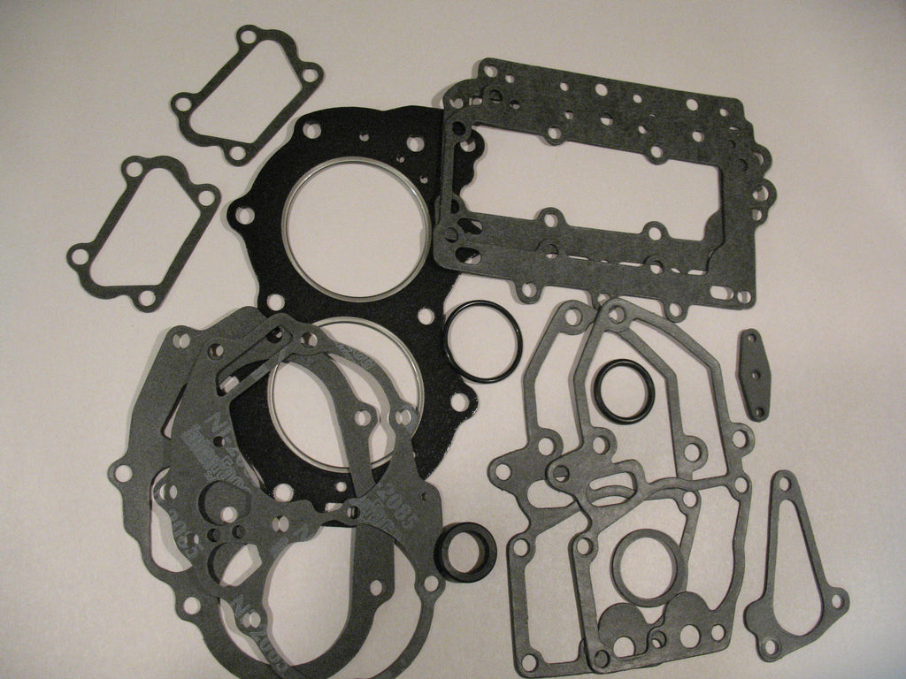 JEK012 - Johnson/Evinrude Gasket Kit 18 hp / 1959-68 also 20, 25 hp / 1969 (head gasket included)