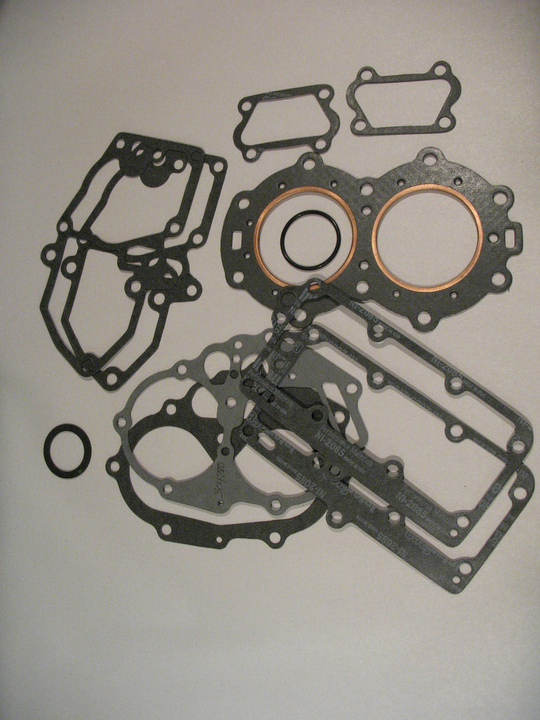 JEK011 -Johnson/Evinrude Gasket Kit 18 hp / 1957-58 (head gasket included)