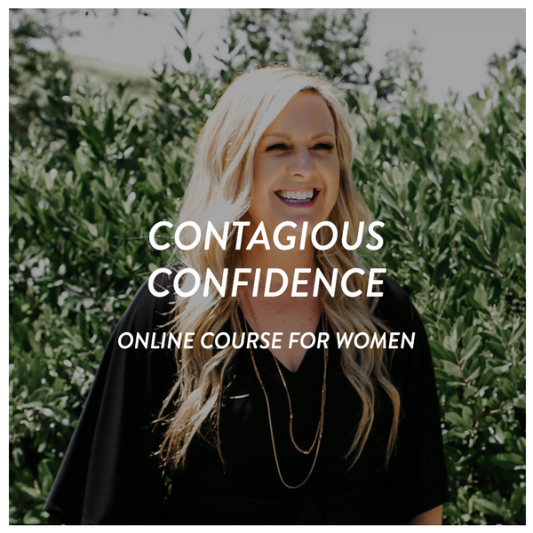 4-Week Online Course: Contagious Confidence