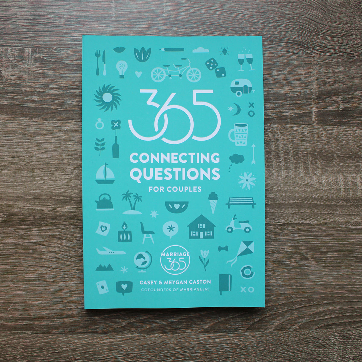 365 Connecting Questions for Couples