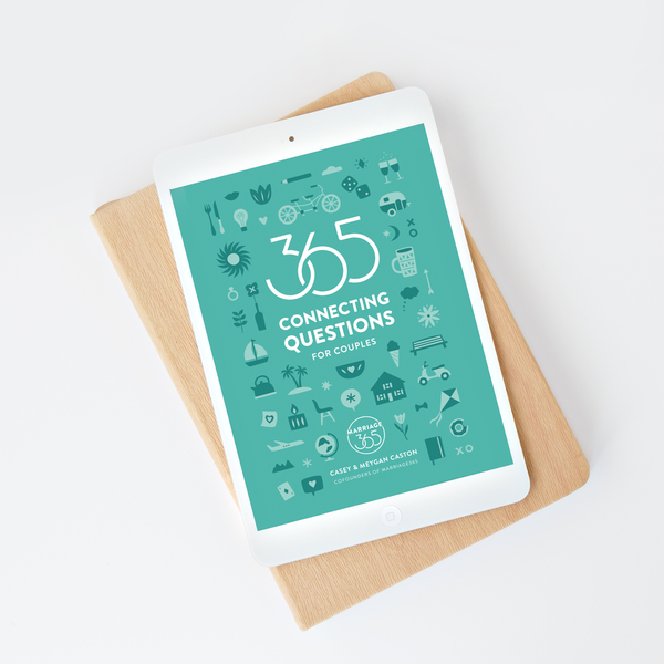 365 Connecting Questions for Couples - eBook