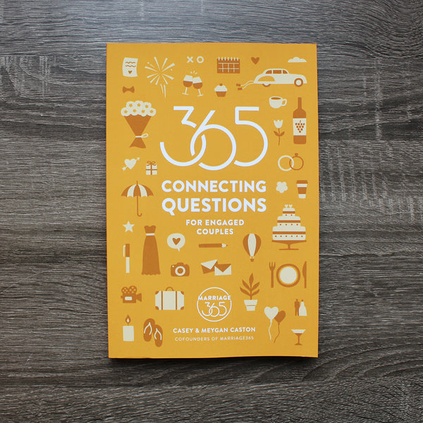 365 Connecting Questions for Engaged Couples