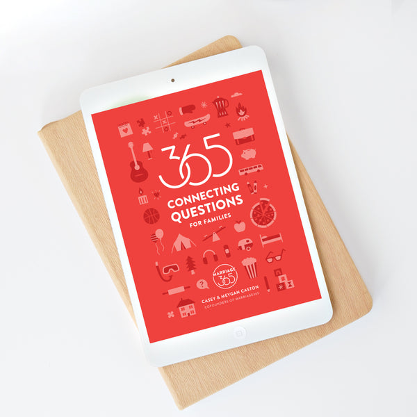 365 Connecting Questions for Families - eBook
