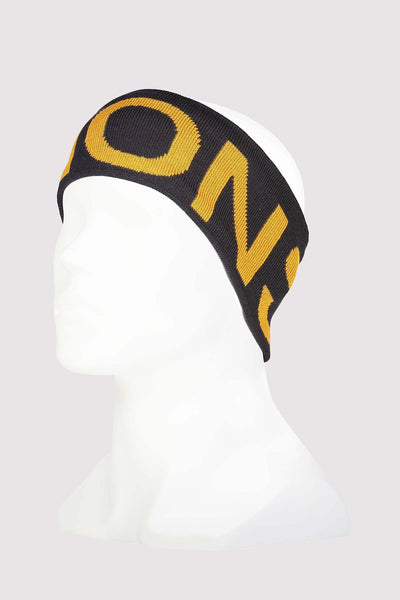 Arcadia Headband 9 Iron/Gold OS