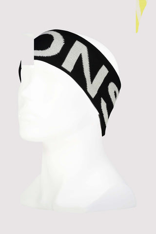 Arcadia Headband Black/White OS