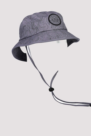 Beattie Bucket Hat Grey 7