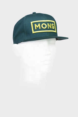 Connor Cap Box Logo Pacific OS