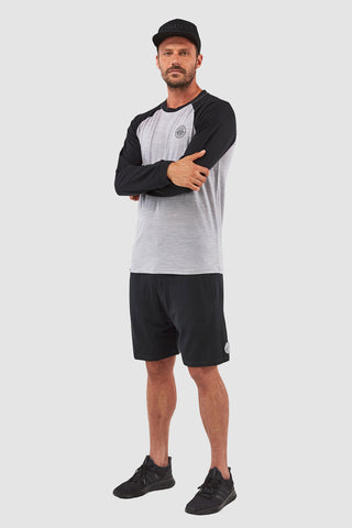 Covert Flight Shorts Black