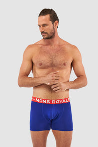 Hold´em Shorty Boxer Electric Blue