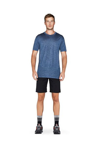 Huxley T-Shirt Dusty Blue