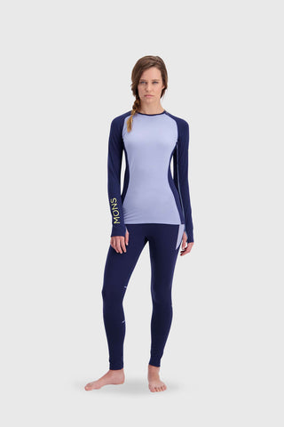 Olympus 3.0 Legging Navy/Blue Fog