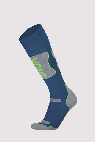 Pro Lite Tech Sock Oily Blue/Grey/Citrus-Herra