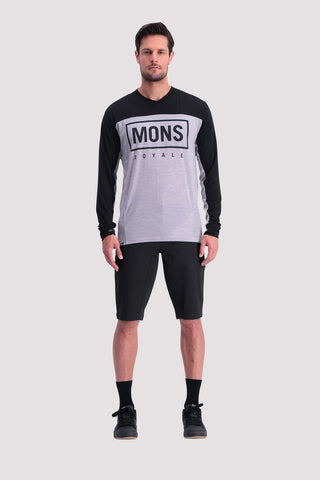 Redwood Enduro VLS Black/Grey Marl