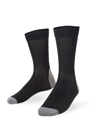 Tech Bike Sock Women Black/Grey