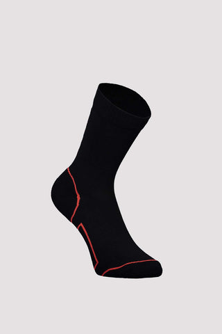Teck Bike Sock 2.0 Black-Dömu