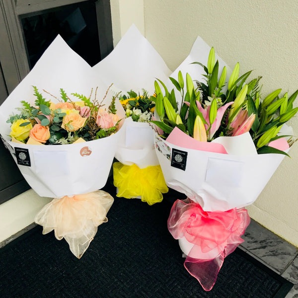 Florist in Wellington, for flowers delivered same day or next day