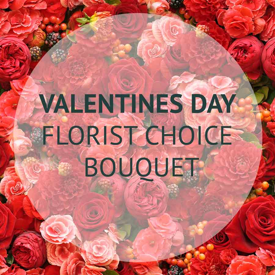 Florist Wellington Valentines Day flower bouquet delivery New Zealand