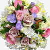 Purple, Pink, White Spring Flowers Wellington New Zealand - www.flowershopflorist.nz - Flower Shop Florist Wellington NZ