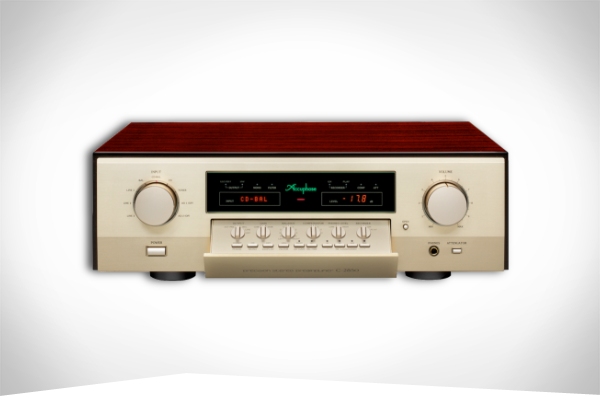 FIRST LOOK AT THE NEW ACCUPHASE C-2850 PREAMP