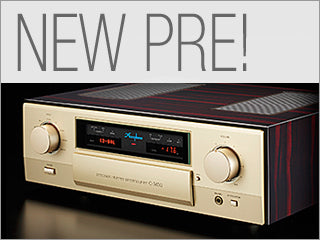 Accuphase Announces C-3850 Precision Stereo Amplifier